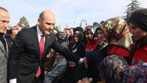 İçişleri Bakanı Süleyman Soylu: İçim cız etti, 'Eyvah' dedim