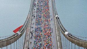 Yarın boğaza karşı 30 bin koşacak, 100 bin yürüyecek