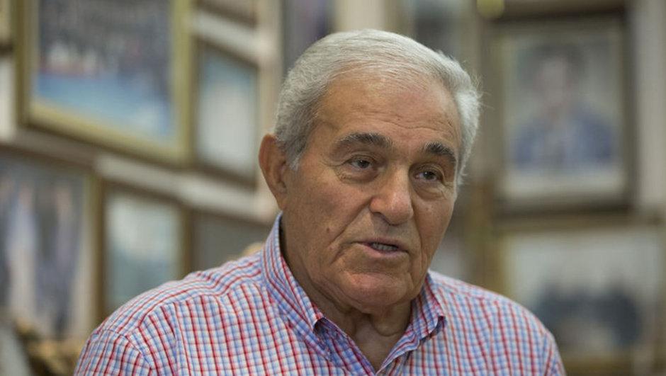 Ahmet Ayık Türkiye Güreş Vakfı Başkanı