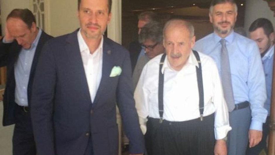 Necmettin Erbakan Necati Altınöz