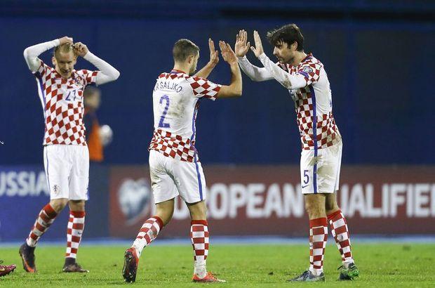 Hırvatistan: 2 - İzlanda: 0