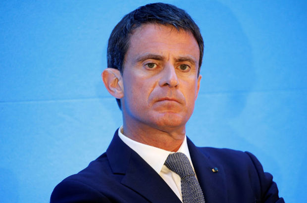 Fransa Manuel Valls