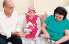 Kelebek hastası Sultan'ın tek isteği protez bacak