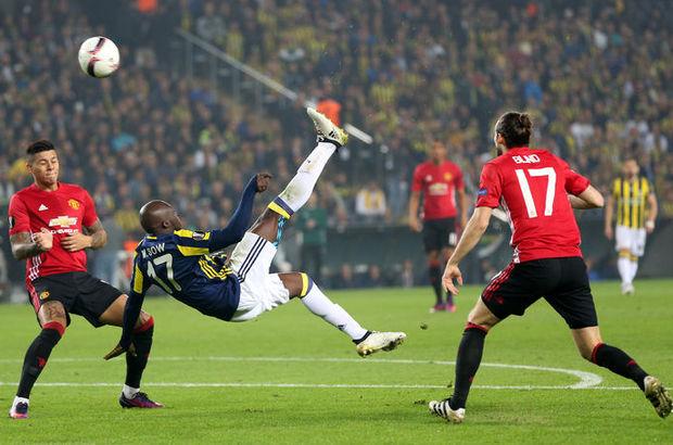 Moussa Sow Fenerbahçe Manchester United