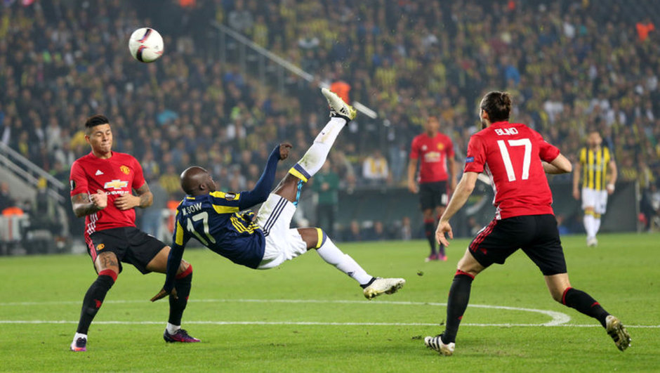 Moussa Sow Fenerbahçe Manchester United