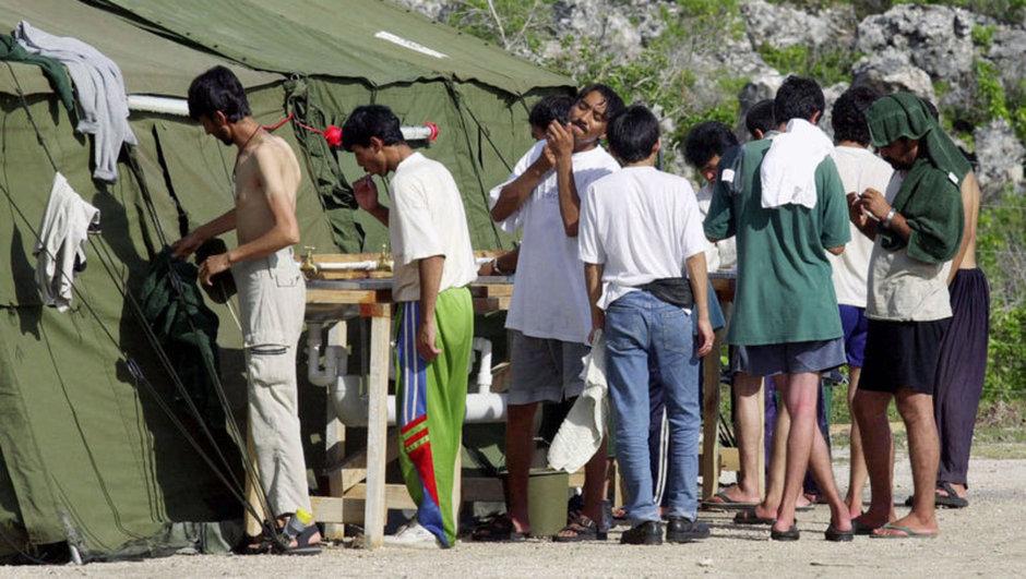 avustralya mülteci sığınmacı