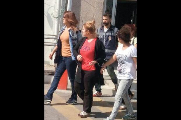 İzmir'de anne-kızdan seks kasetli şantaj