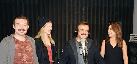 Bülent Serttaş 'Çakallarla Dans 4' e sesiyle dahil oldu