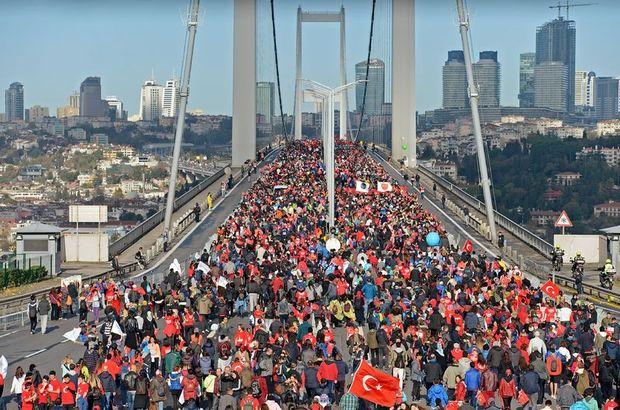 Boğaziçi köprüsü ne zaman trafiğe açılacak?