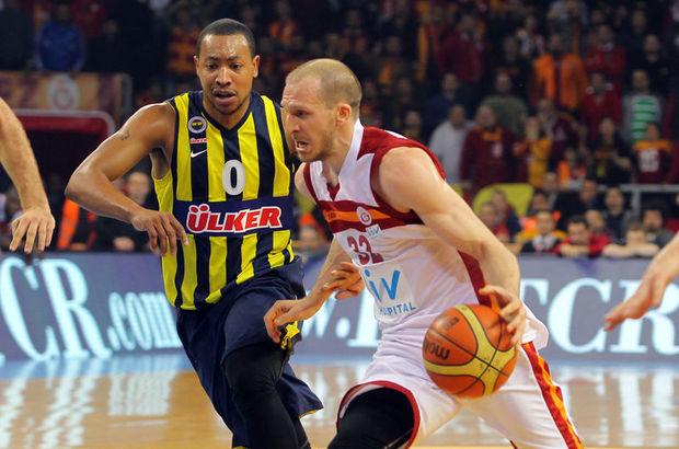 Fenerbahçe - Galatasaray Odeabank