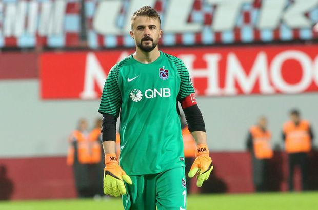 Onur Kıvrak Jan Durica Trabzonspor