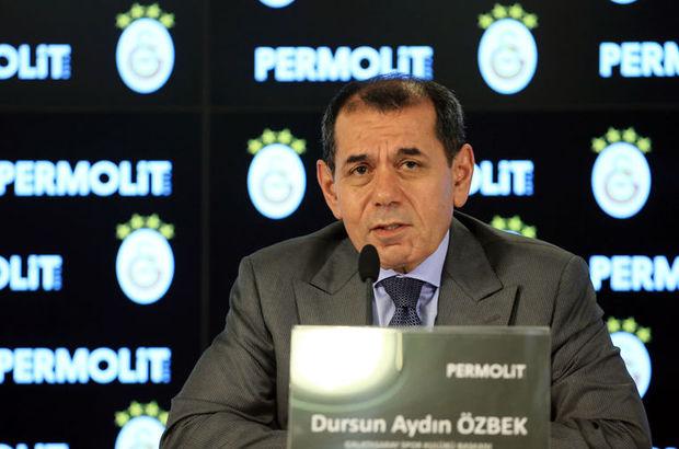 Dursun Özbek Fenerbahçe Galatasaray basketbol derbi