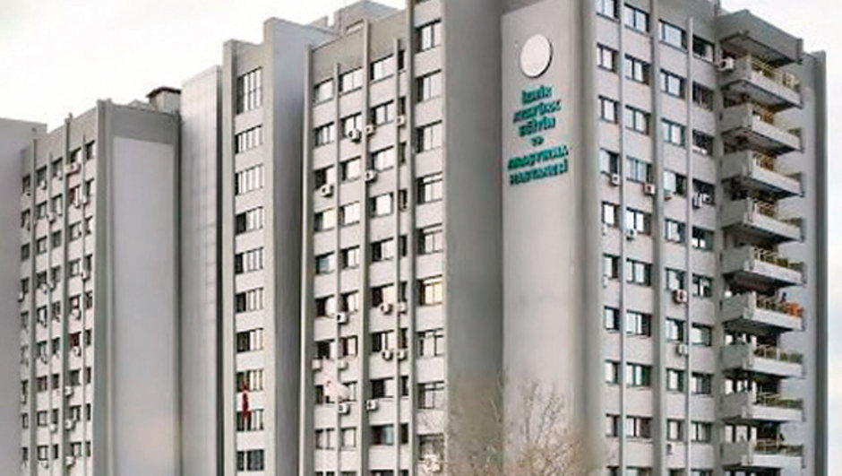 İzmir'in Katip Çelebi Üniversitesi Atatürk Eğitim ve Araştırma Hastanesi