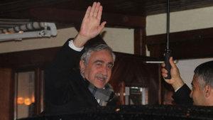 KKTC Cumhurbaşkanı Akıncı'dan İsviçre'deki müzakere süreciyle ilgili açıklama