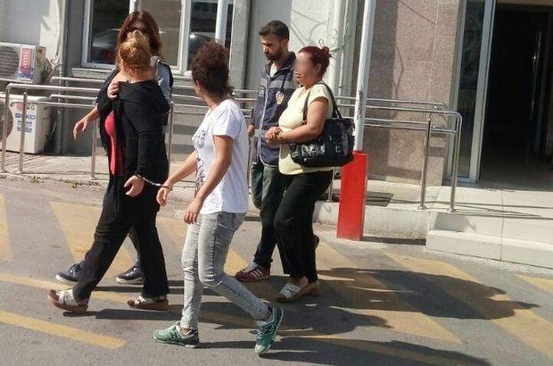İzmir şantaj çete