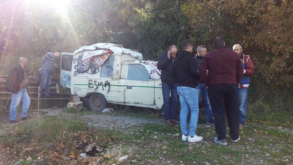 Bursa 30 yıldır yaşadığı kamyonette öldü