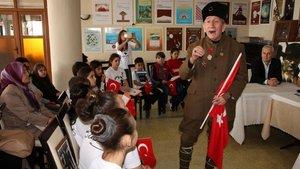 Dünyanın en yaşlı gazisinin oğlu Atatürk'ü anlattı