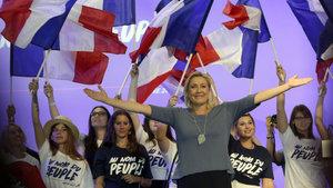 BBC'nin Le Pen röportajına tepki
