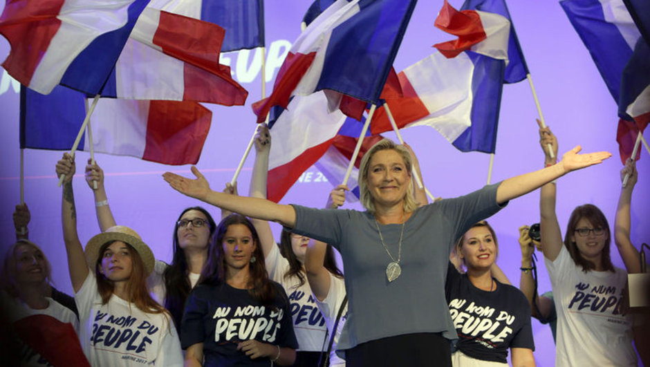 BBC Le Pen röportaj