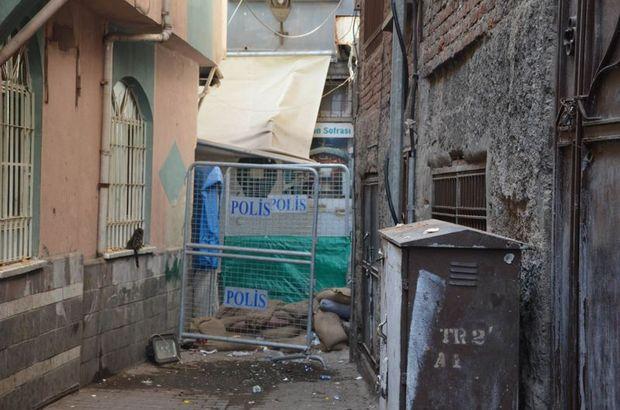 Diyarbakır sokağa çıkma yasağı