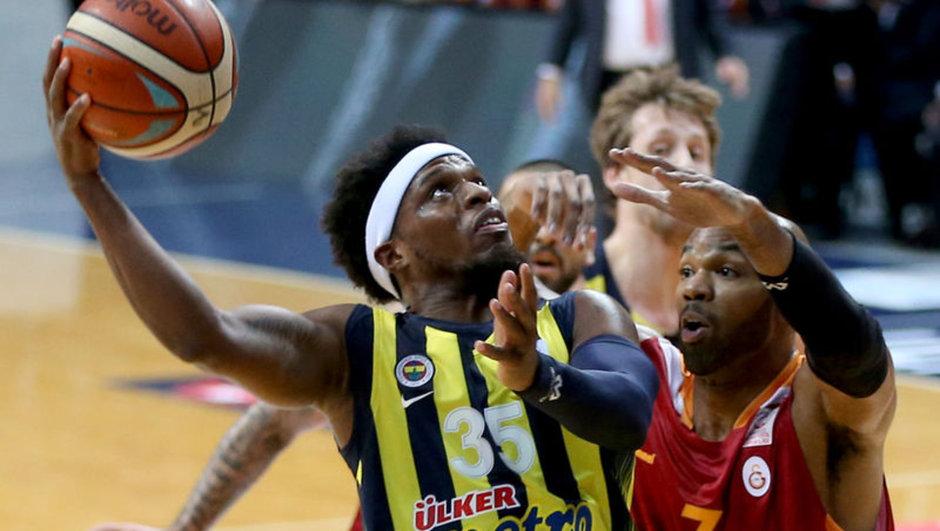 Fenerbahçe: 92 - Galatasaray Odeabank: 74 | MAÇ SONUCU