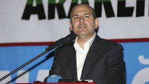 İçişleri Bakanı Süleyman Soylu: Bu milletin gücü bütün oyunları bozacak güçte