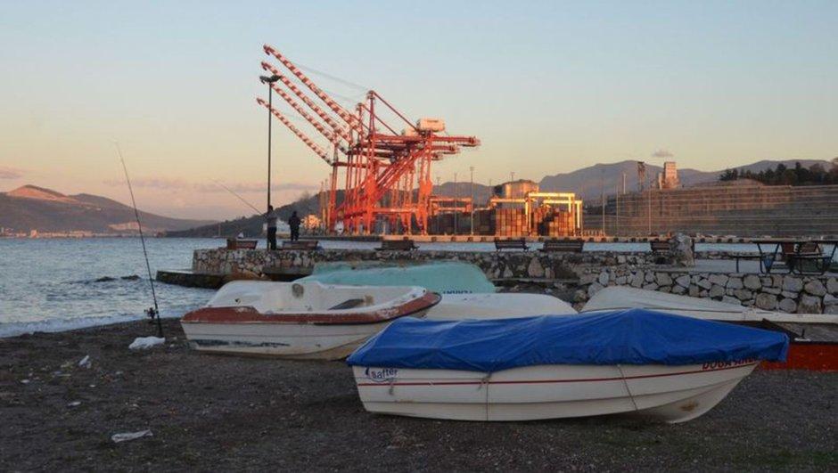 Bursa gemlik balıkçı sandal alabora