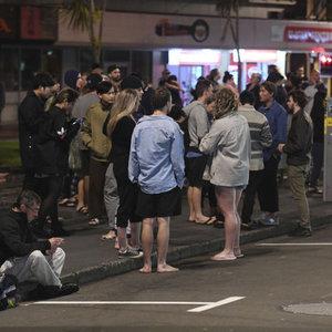 Yeni Zelanda'da 7,8 büyüklüğünde deprem!