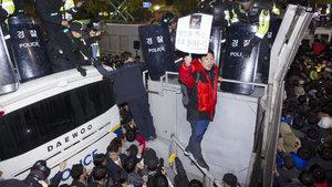 Güney Kore'deki Choi skandalında yeni karar