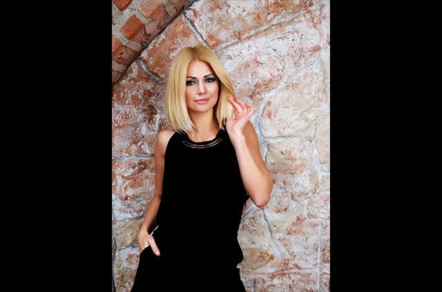 Anna Borodayenko'ya şiddete 200 gün hapis!