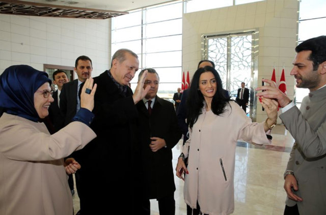 Murat Yıldırım ile Imane Elbani evleniyor