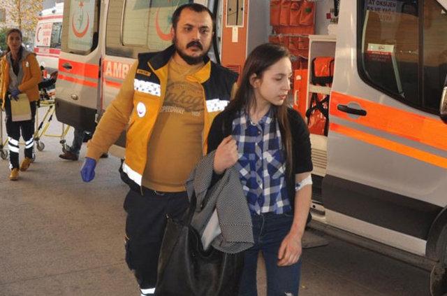 Bursa'da 4 gencin mucize kurtuluşu