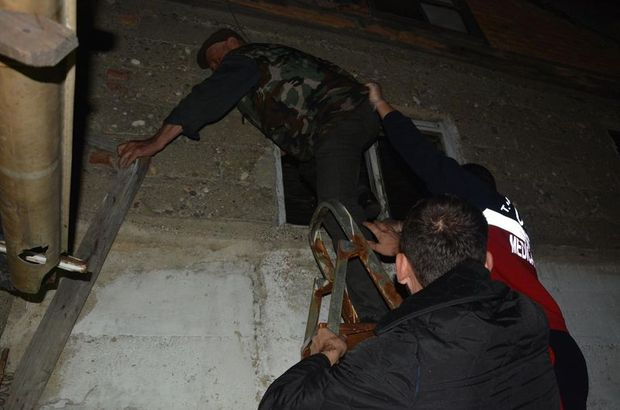 Karabük'te halk otobüsü dehşeti