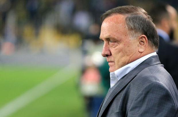 Dick Advocaat Fenerbahçe Galatasaray