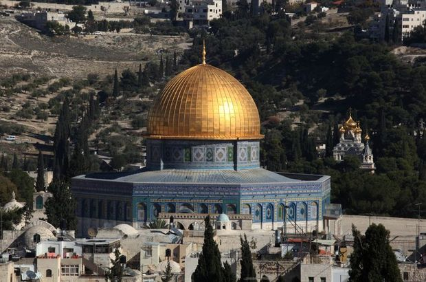 israil kudüs