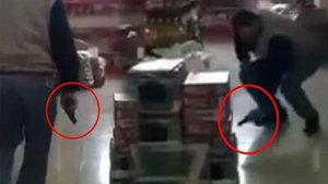 Ordu'da bir adam tabancayla fare avlamaya çalıştı