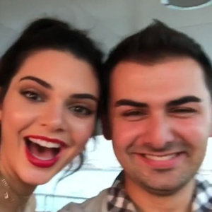 Türk işadamından Kendall'a lüks hediye