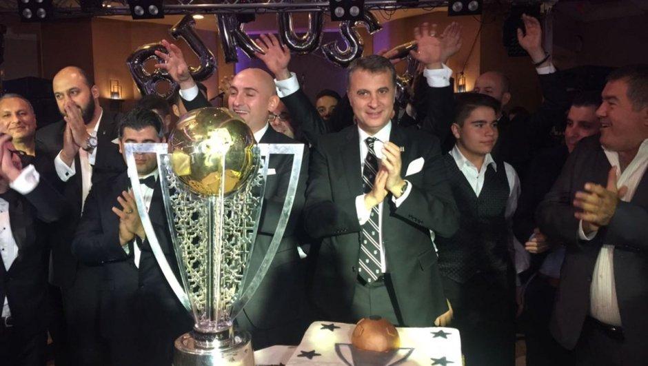 Beşiktaş ABD New York
