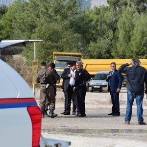 Antalya'da jandarmaya ateş açıldı! 1 şehit