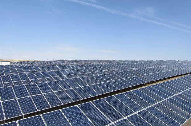 güneş santrali
