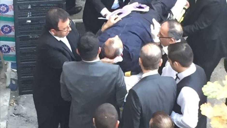 Recep Akdağ, meclis, ilk yardım