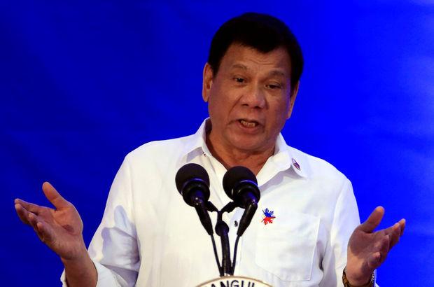 Filipinler Rodrigo Duterte