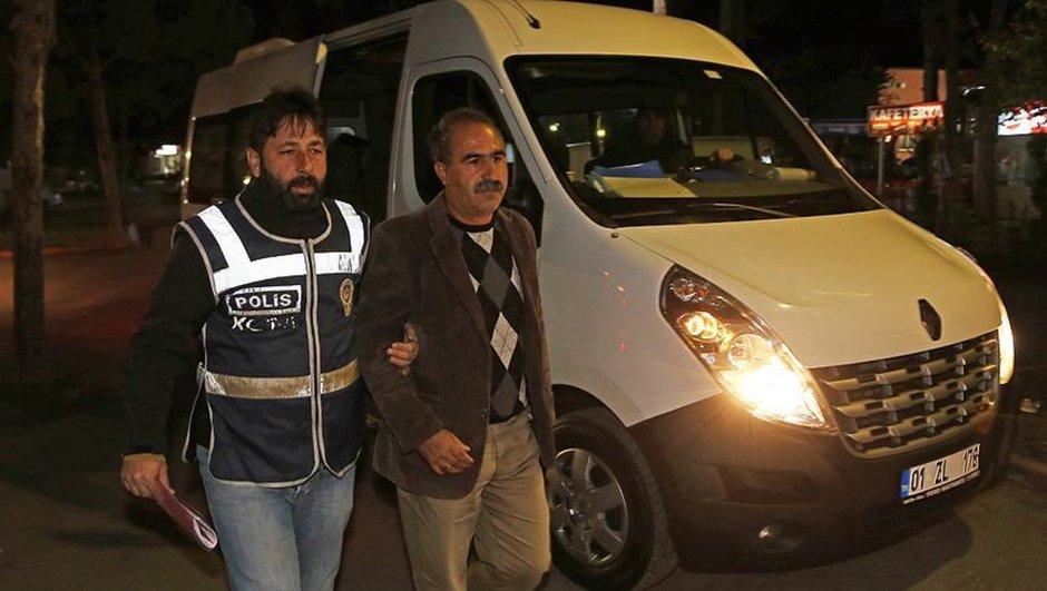 Adana HDP Hüseyin Beyaz