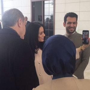 Cumhurbaşkanı Erdoğan facetime ile kız istedi