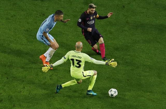Messi'den beklenmeyen karar