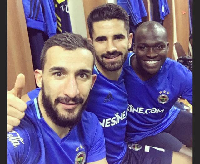 Futbolcuların Instagram paylaşımları ve hikayeleri
