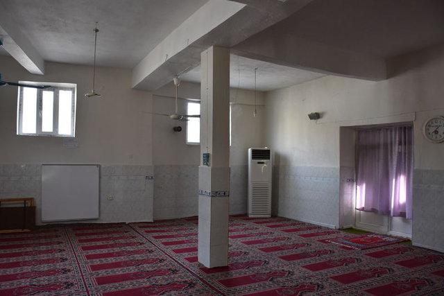 Dargeçit'te teröristlerin zarar verdiği camiler onarıldı