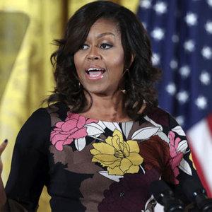 Michelle Obama için yaptığı benzetme 70 bin kişiyi ayağa kaldırdı!