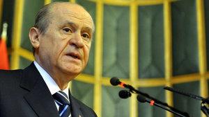 Bahçeli: Yeni anayasayı en kısa sürede Meclis'e getireceğiz, CHP naz etmemeli