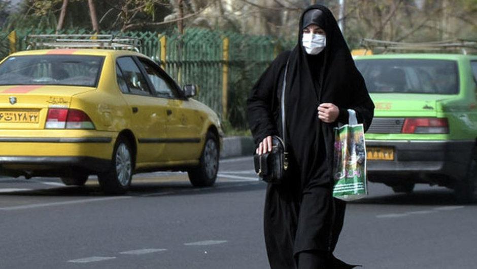 tahran hava kirliliği